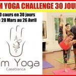 30 Jours OM YOGA CHALLENGE