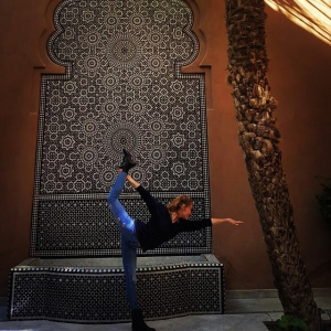selman marrakech omyogacasablanca namaste winter in morocco 2015 yogaaddict peacehellip
