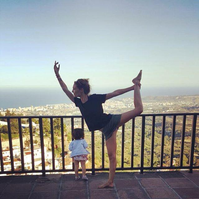 Happy international yoga Day internationalyogaday yogaanywhere yoga namaste om bookingyogahellip