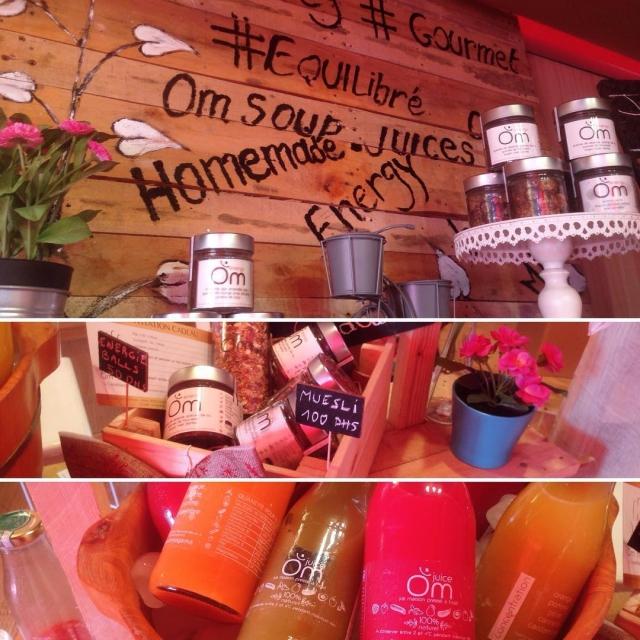 Eat good feel good avec omyogacasablanca omjuice omenergy omsoup omsaladhellip