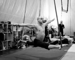 Bikram yoga avec Adil Rida