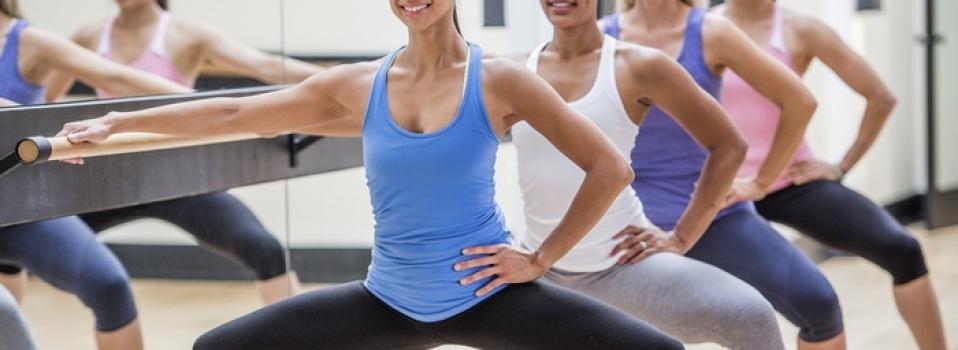 Barre Yoga